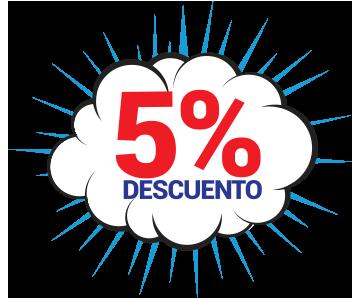5% de Descuento en clases de inglés