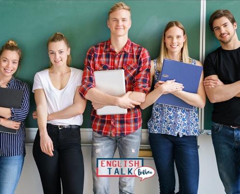 Clases grupales de inglés para Adultos