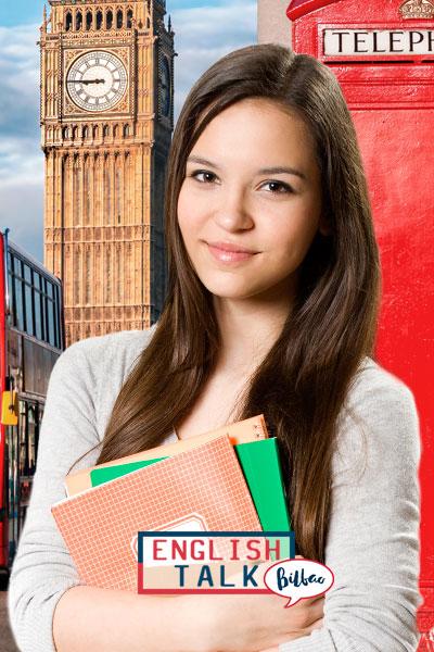 Clases particulares de inglés para Niños y Jóvenes en Bilbao