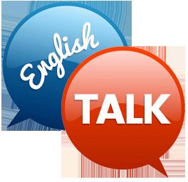 english talk ballons